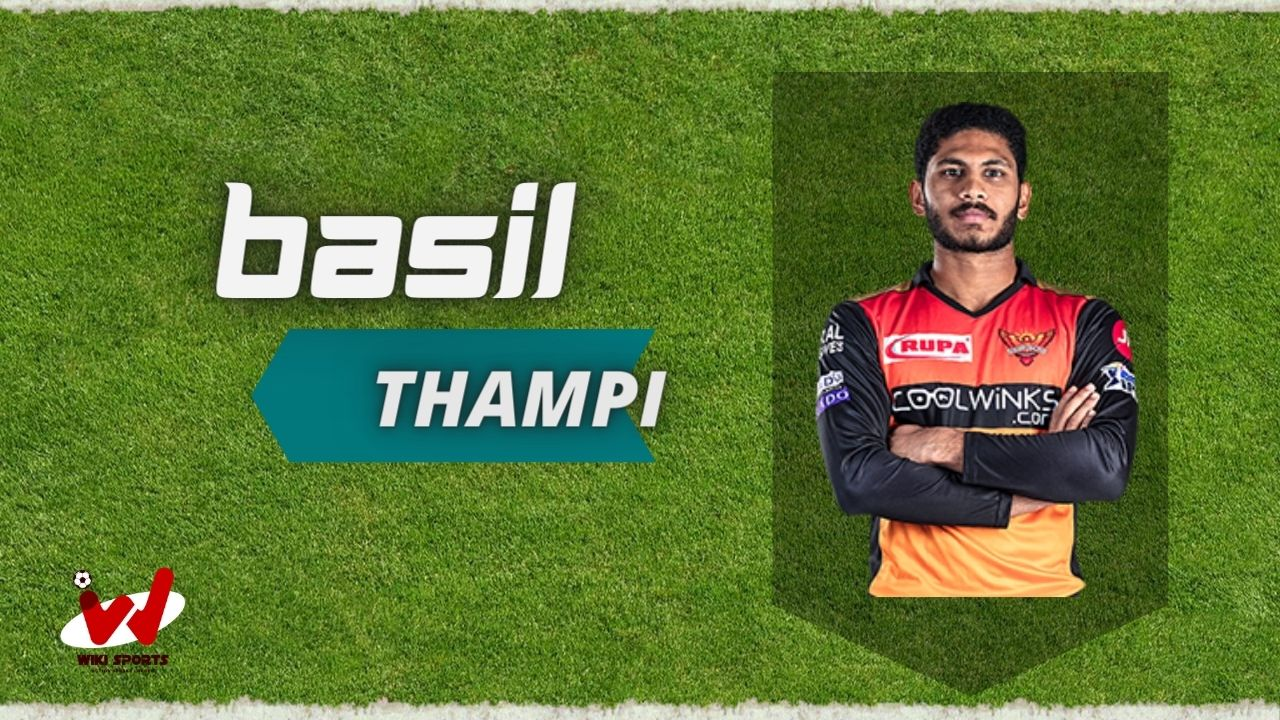 Basil Thampi (Cricketer) Wiki, Age, Family, Wife, Height, Biography & More