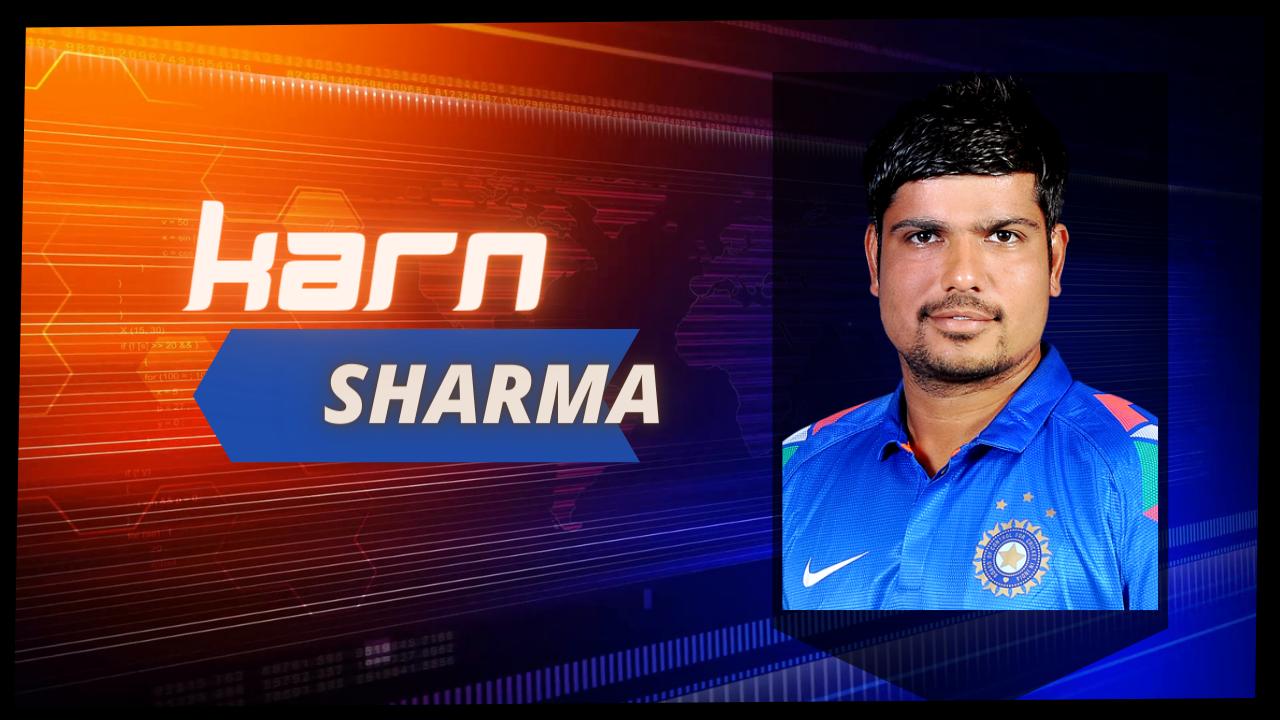 Karn Sharma (Cricketer) Wiki, Age, Wife, Bowling, Biography & More