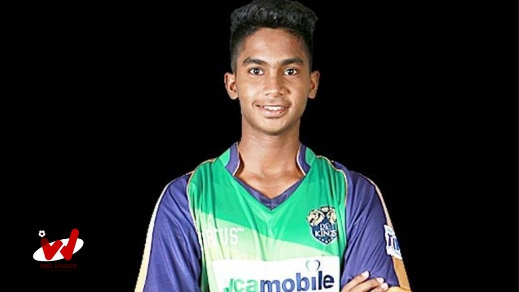 M Siddharth (Cricketer) Wiki, Age, Bowling, Family, IPL, Biography & More