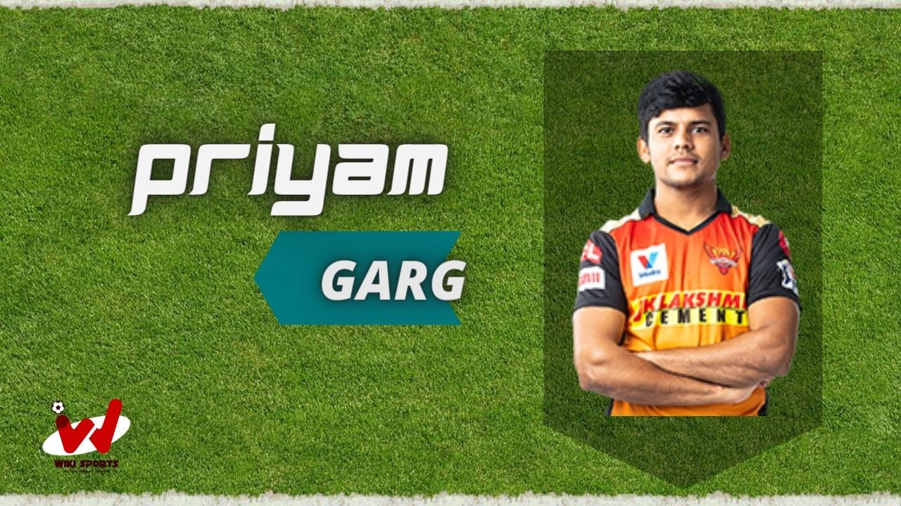 Priyam Garg (Cricketer) Wiki, Age, Family, Wife, Height, Biography & More