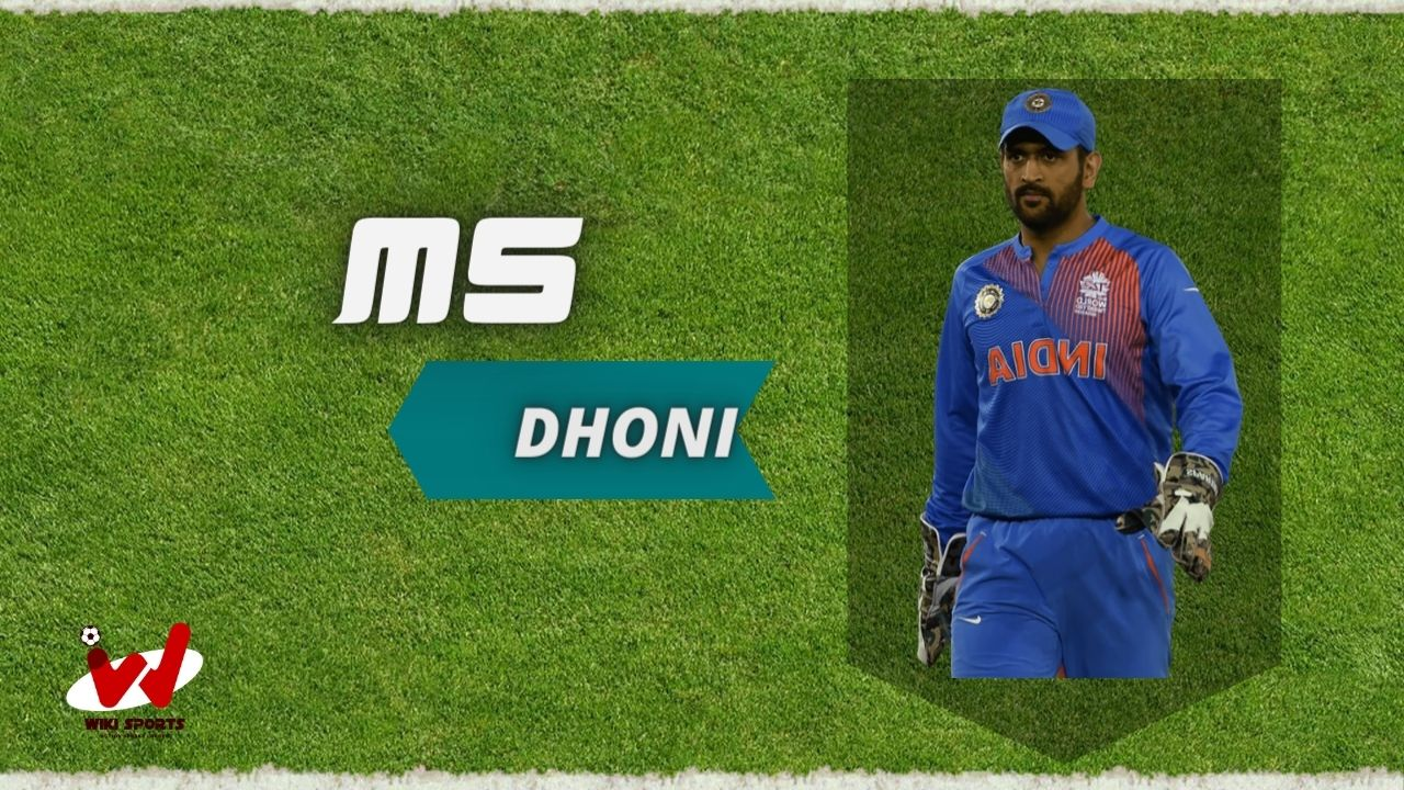 MS Dhoni (Cricketer) Wiki, Age, Family, Wife, Height, Biography, Career& More