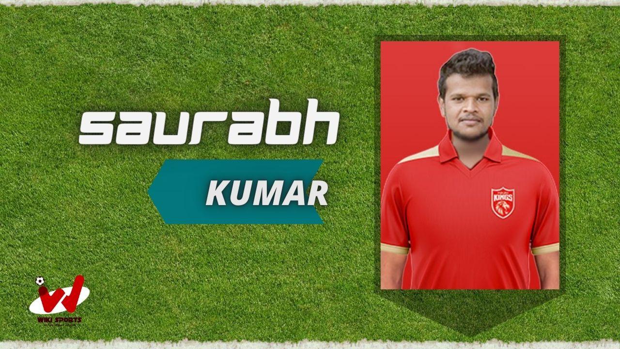 Saurabh Kumar (Cricketer) Wiki, Age, Height, Biography, IPL, Career, Family & More