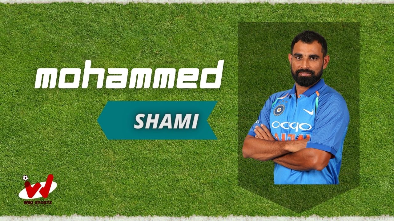 Mohammed Shami (Cricketer) Wiki, Age, Wife, Family, Height, Bowling, Biography & More