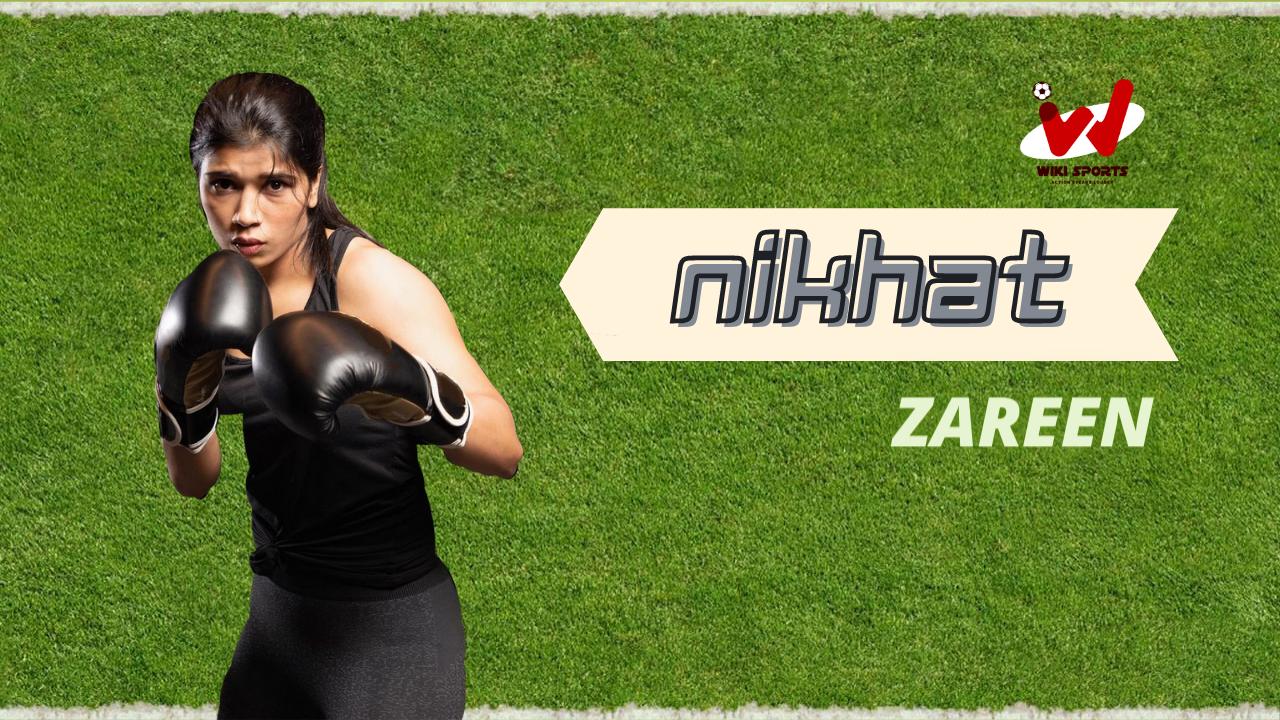 Nikhat Zareen Wiki, Age, Family, Husband, Height, Biography, Family
