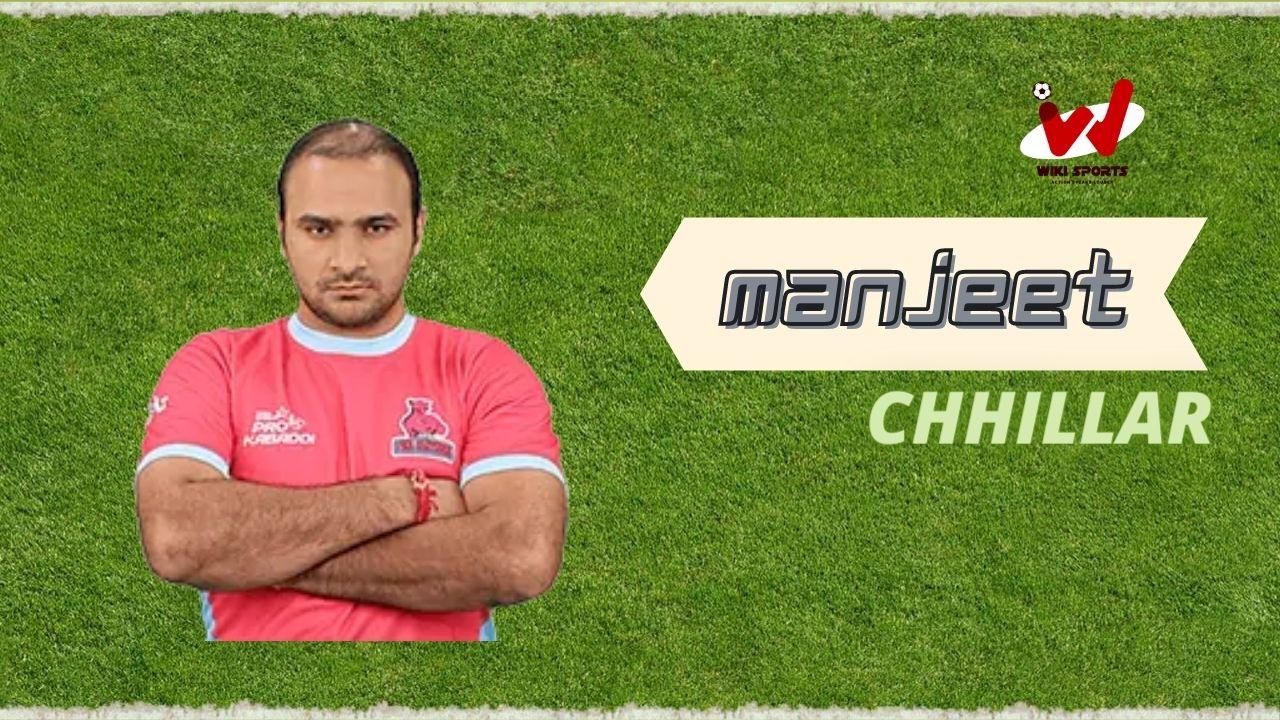 Manjeet Chillar Age, Wiki, Height, Biography, Pro Kabaddi, Family, Position & More